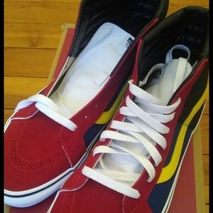 Brand New high top vans